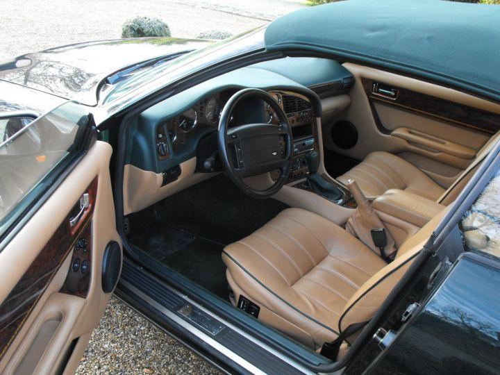 Aston Martin V8 LWB V8 Vert Anglais  Occasion - 6