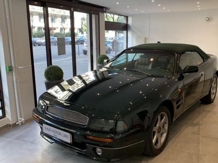 Aston Martin V8 LWB V8 Vert Anglais  Occasion - 8