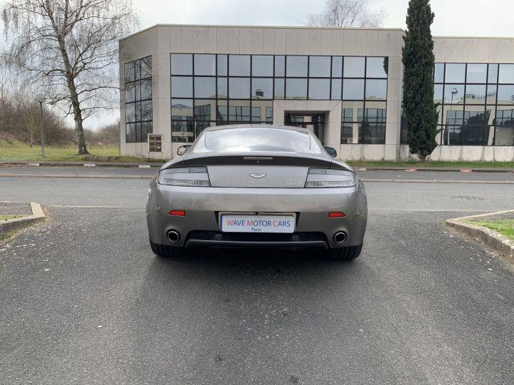 Aston Martin V8 Vantage GRIS ANTRANCITE Occasion - 4