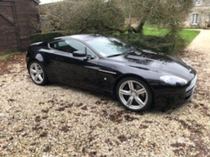 Aston Martin V8 Vantage NOIR  Occasion - 2