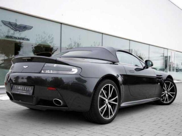 Aston Martin V8 Vantage Ceramic Grey métal - 5