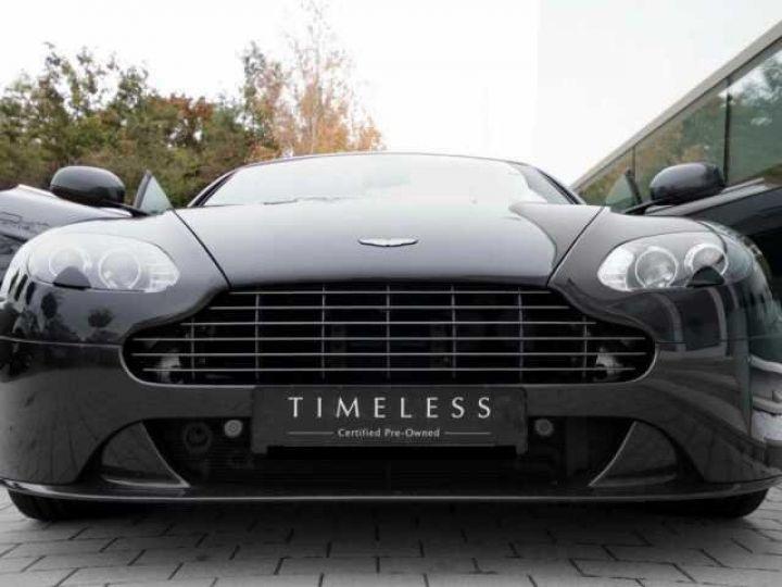 Aston Martin V8 Vantage Ceramic Grey métal - 7