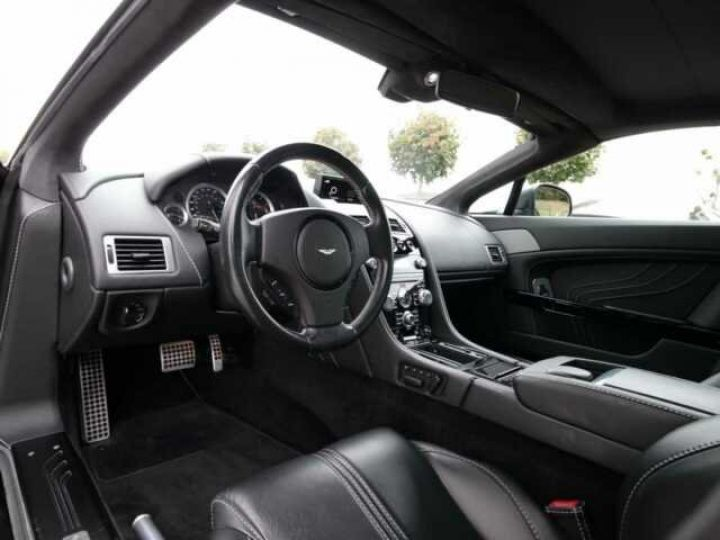 Aston Martin V8 Vantage Ceramic Grey métal - 12