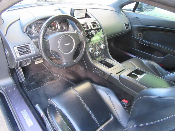 Aston Martin V8 Vantage 4.7 420CH SPORTSHIFT NOIR Occasion - 2