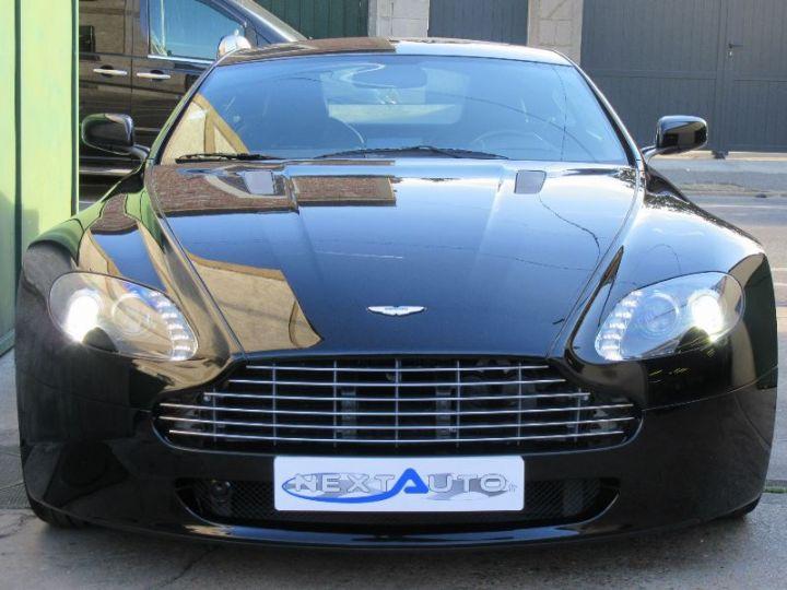 Aston Martin V8 Vantage 4.7 420CH SPORTSHIFT NOIR Occasion - 6