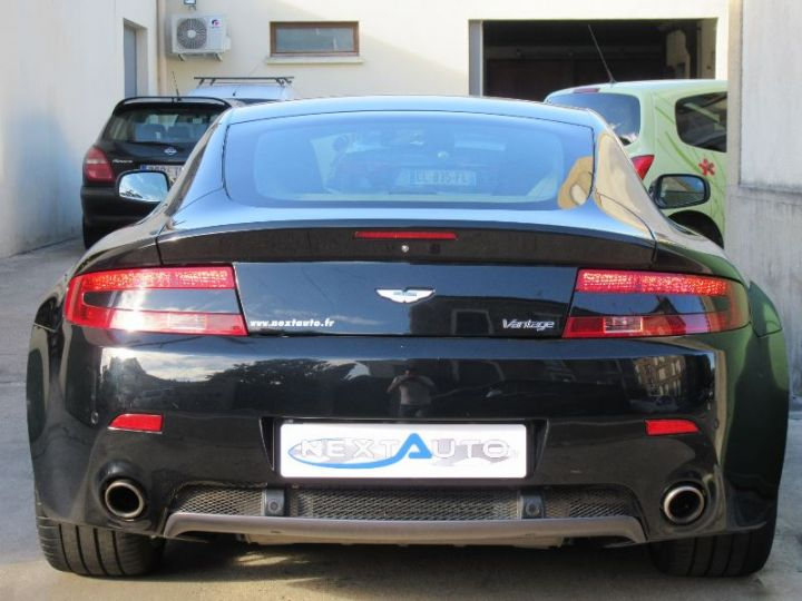 Aston Martin V8 Vantage 4.7 420CH SPORTSHIFT NOIR Occasion - 7