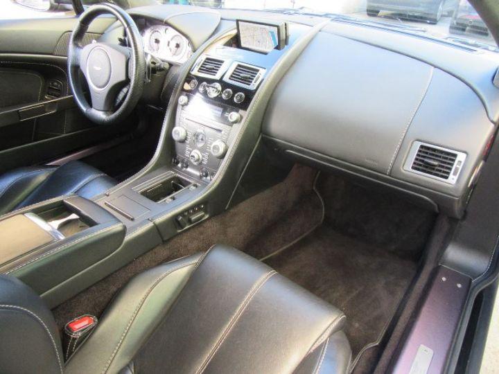 Aston Martin V8 Vantage 4.7 420CH SPORTSHIFT NOIR Occasion - 8