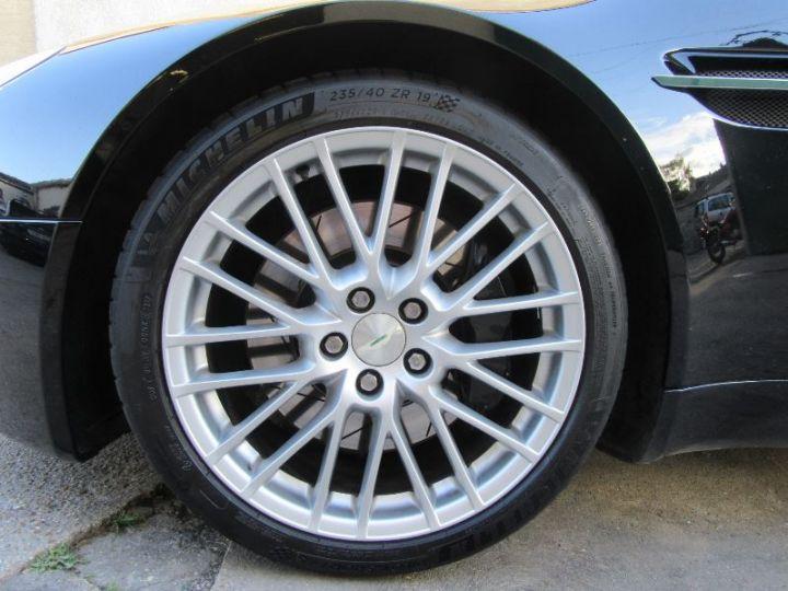 Aston Martin V8 Vantage 4.7 420CH SPORTSHIFT NOIR Occasion - 13