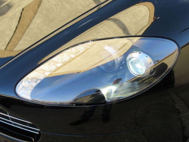 Aston Martin V8 Vantage 4.7 420CH SPORTSHIFT NOIR Occasion - 16