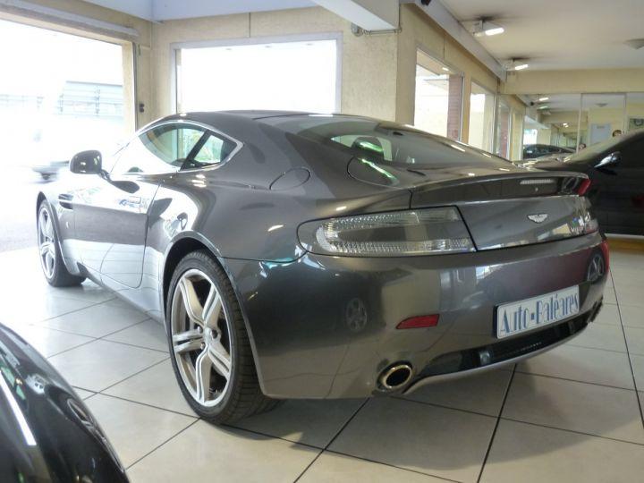 Aston Martin V8 Vantage 4.7L SPORTSHIFT GRIS ANTHRACITE METALLISE - 2