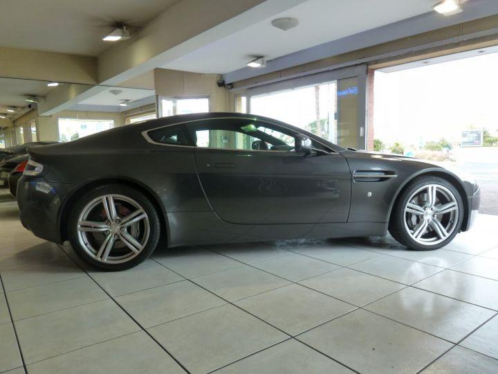 Aston Martin V8 Vantage 4.7L SPORTSHIFT GRIS ANTHRACITE METALLISE - 5