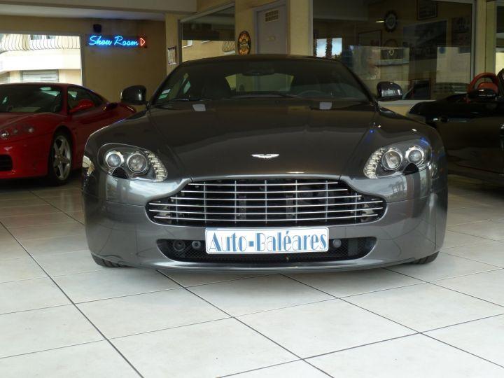 Aston Martin V8 Vantage 4.7L SPORTSHIFT GRIS ANTHRACITE METALLISE - 10