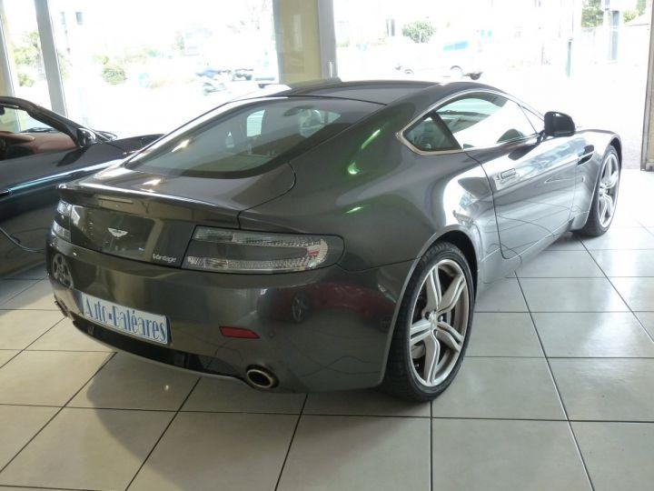 Aston Martin V8 Vantage 4.7L SPORTSHIFT GRIS ANTHRACITE METALLISE - 12
