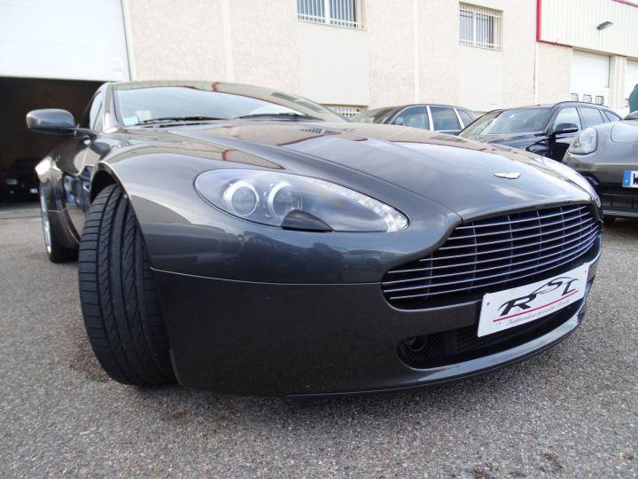 Aston Martin V8 Vantage AMV8 4.3L 390Ps BV6 32Km VN 118300e gris meteorite - 5