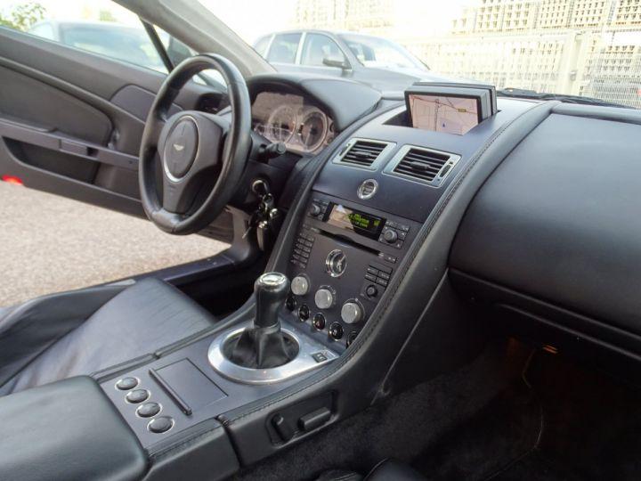 Aston Martin V8 Vantage AMV8 4.3L 390Ps BV6 32Km VN 118300e gris meteorite - 12
