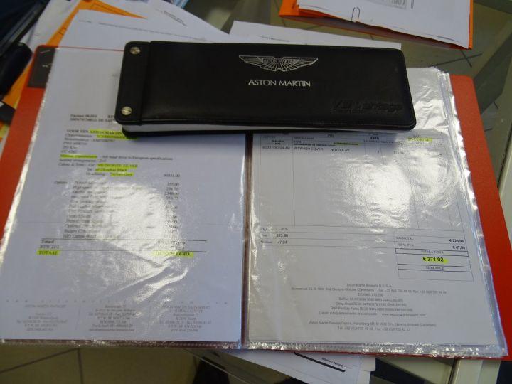 Aston Martin V8 Vantage AMV8 4.3L 390Ps BV6 32Km VN 118300e gris meteorite - 14