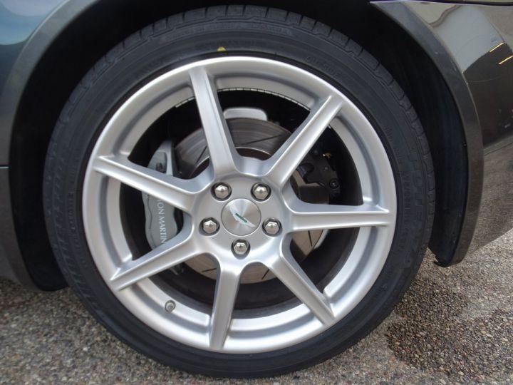 Aston Martin V8 Vantage AMV8 4.3L 390Ps BV6 32Km VN 118300e gris meteorite - 15