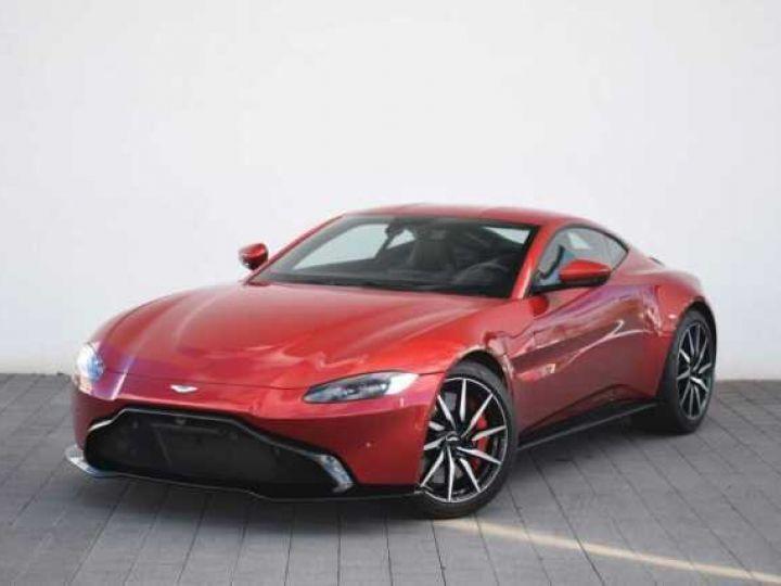 Aston Martin V8 Vantage BODYPACK BLACK Hyper Red - 2