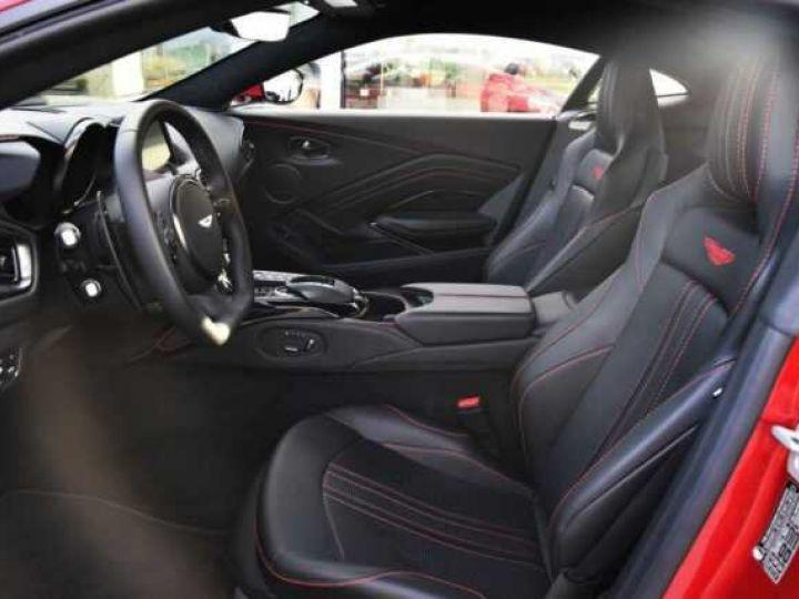 Aston Martin V8 Vantage BODYPACK BLACK Hyper Red - 3