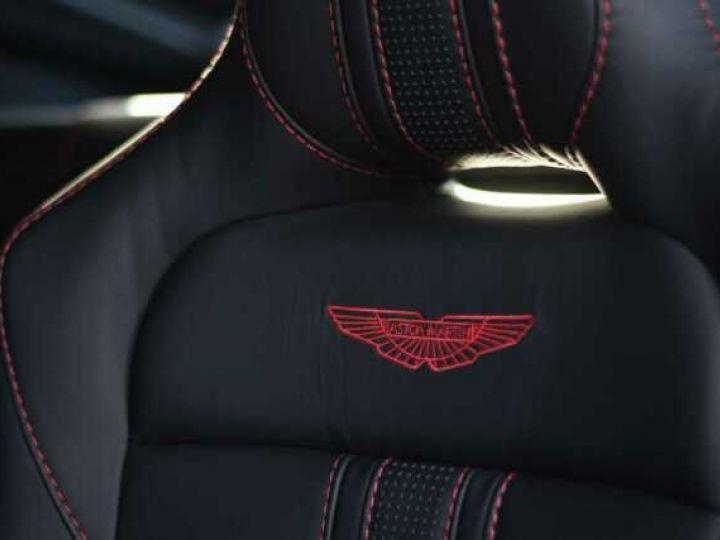 Aston Martin V8 Vantage BODYPACK BLACK Hyper Red - 7