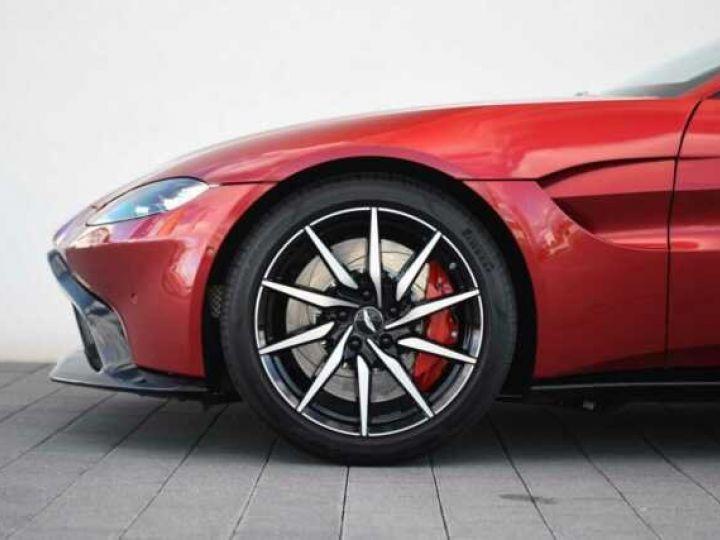 Aston Martin V8 Vantage BODYPACK BLACK Hyper Red - 20