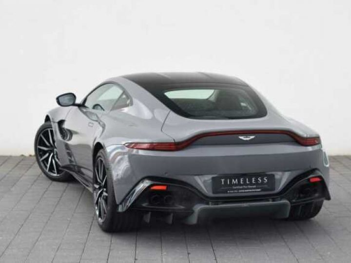 Aston Martin V8 Vantage BODYPACK BLACK#PACK SPORT PLUS China Grey - 1