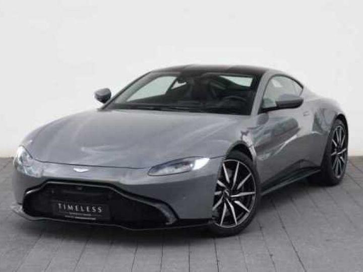 Aston Martin V8 Vantage BODYPACK BLACK#PACK SPORT PLUS China Grey - 2