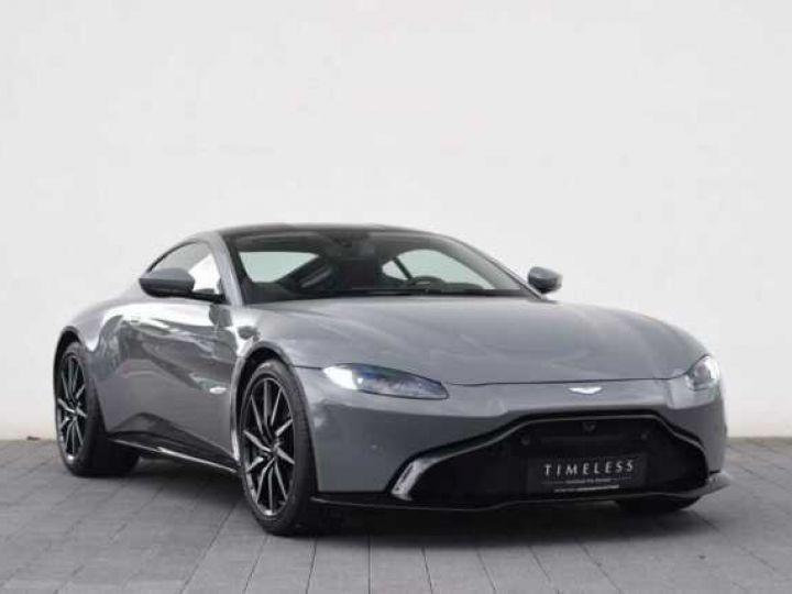 Aston Martin V8 Vantage BODYPACK BLACK#PACK SPORT PLUS China Grey - 20