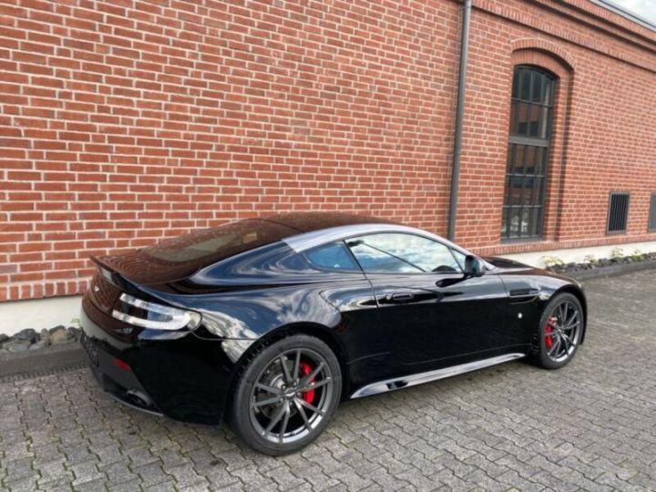 Aston Martin V8 Vantage # N430 # Noir - 7