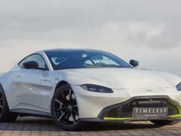 Aston Martin V8 Vantage New Vantage Morning Frost White - 1