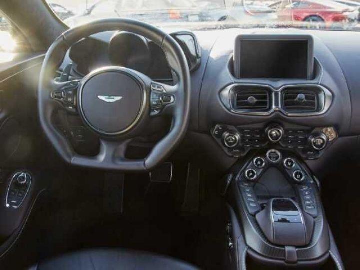 Aston Martin V8 Vantage New Vantage Morning Frost White - 13