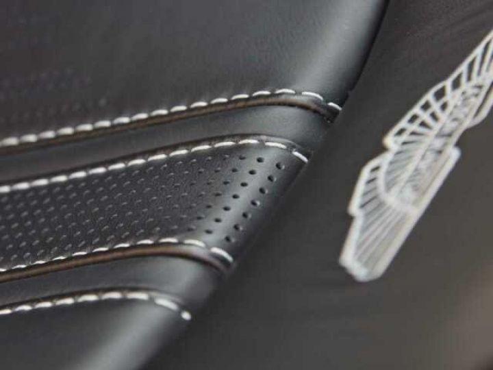 Aston Martin V8 Vantage New Vantage Morning Frost White - 17
