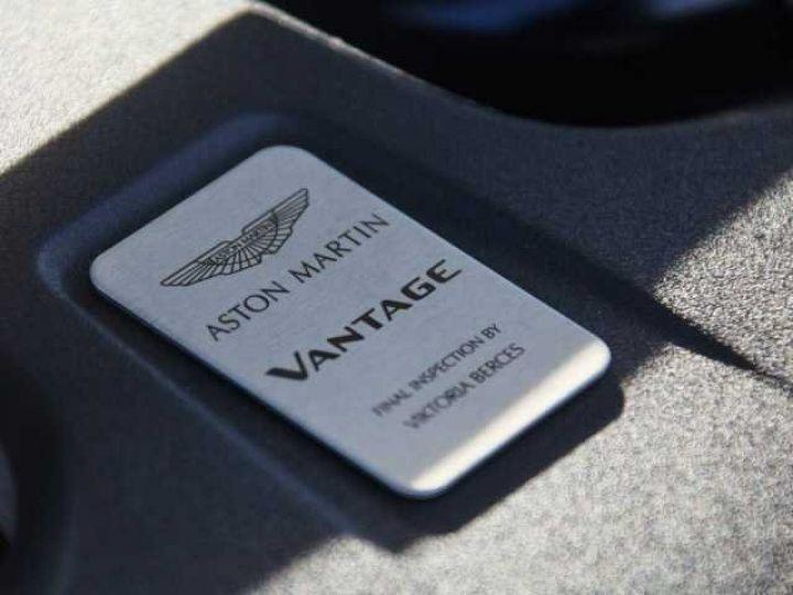 Aston Martin V8 Vantage New Vantage Morning Frost White - 21