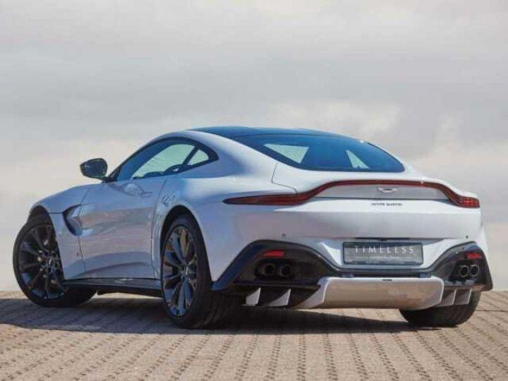 Aston Martin V8 Vantage NEW VANTAGE#BODYPACK BLACK White Stone (AML SPECIAL) - 1