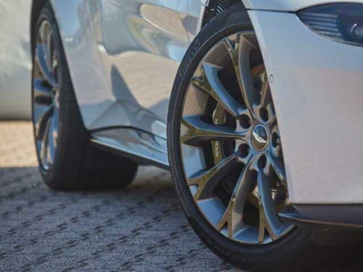 Aston Martin V8 Vantage NEW VANTAGE#BODYPACK BLACK White Stone (AML SPECIAL) - 4