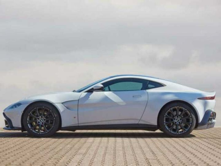 Aston Martin V8 Vantage NEW VANTAGE#BODYPACK BLACK White Stone (AML SPECIAL) - 9