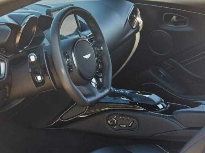 Aston Martin V8 Vantage NEW VANTAGE#BODYPACK BLACK White Stone (AML SPECIAL) - 11