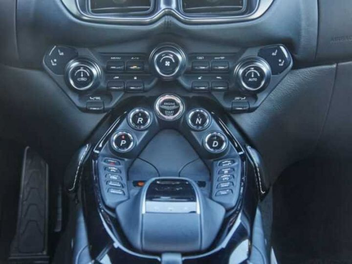Aston Martin V8 Vantage NEW VANTAGE#BODYPACK BLACK White Stone (AML SPECIAL) - 15