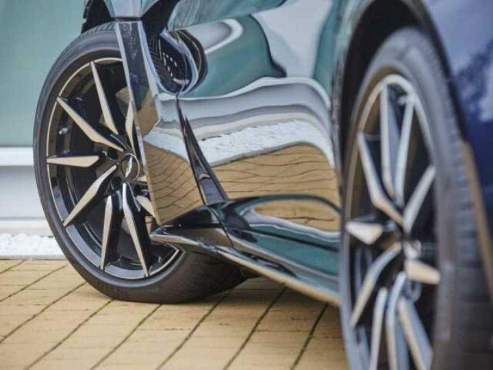 Aston Martin V8 Vantage NEW VANTAGE#Bodypack Black#Pack Sport Plus Midnight Blue métal - 4