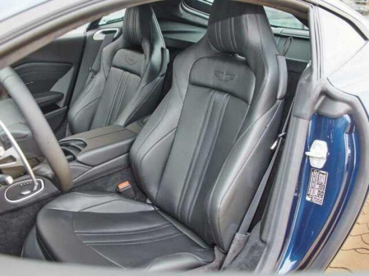 Aston Martin V8 Vantage NEW VANTAGE#Bodypack Black#Pack Sport Plus Midnight Blue métal - 5
