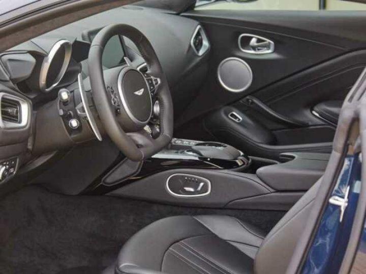 Aston Martin V8 Vantage NEW VANTAGE#Bodypack Black#Pack Sport Plus Midnight Blue métal - 7