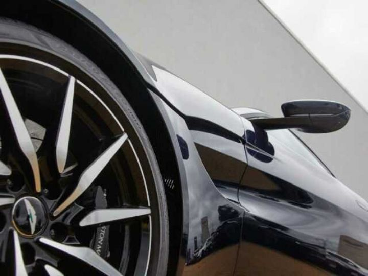 Aston Martin V8 Vantage NEW VANTAGE#Bodypack Black#Pack Sport Plus Midnight Blue métal - 8