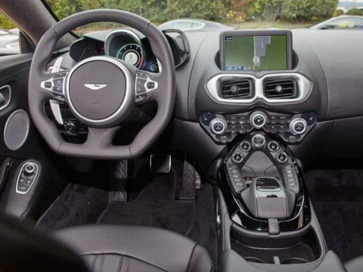Aston Martin V8 Vantage NEW VANTAGE#Bodypack Black#Pack Sport Plus Midnight Blue métal - 9