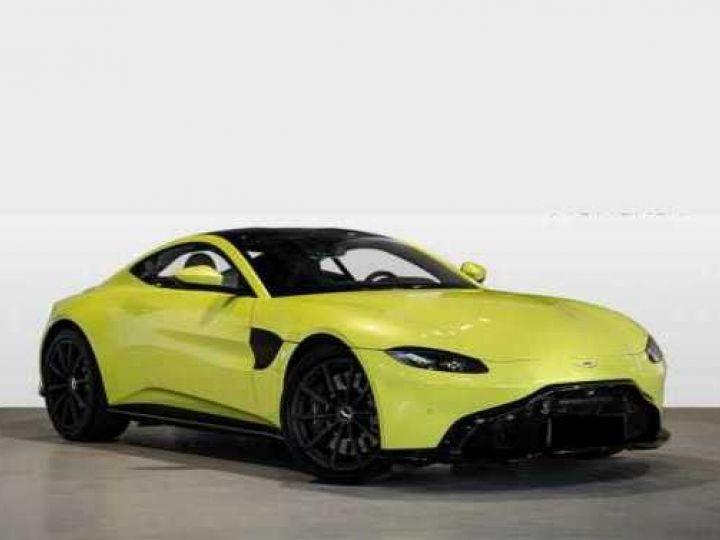 Aston Martin V8 Vantage NEW Vantage # Lime Essence  Lime Essence - 1
