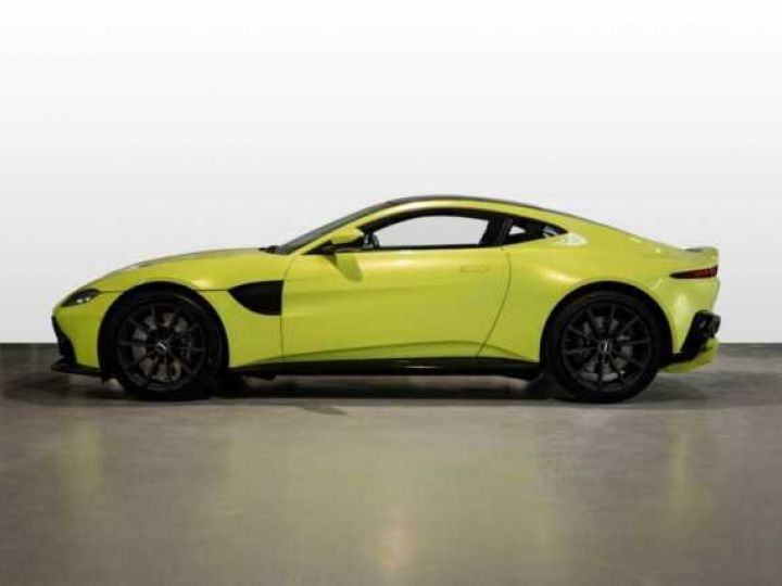 Aston Martin V8 Vantage NEW Vantage # Lime Essence  Lime Essence - 3