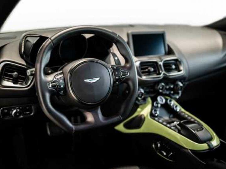 Aston Martin V8 Vantage NEW Vantage # Lime Essence  Lime Essence - 4