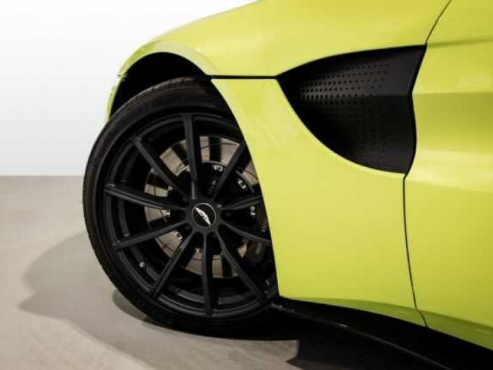 Aston Martin V8 Vantage NEW Vantage # Lime Essence  Lime Essence - 5