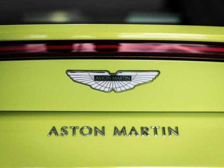 Aston Martin V8 Vantage NEW Vantage # Lime Essence  Lime Essence - 9