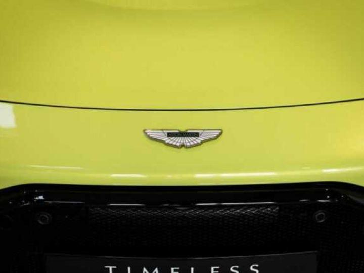 Aston Martin V8 Vantage NEW Vantage # Lime Essence  Lime Essence - 15