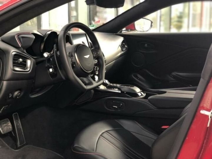 Aston Martin V8 Vantage NEW VANTAGE#Pack Black extérieur#Pack Sport Plus Hyper Red métal - 5